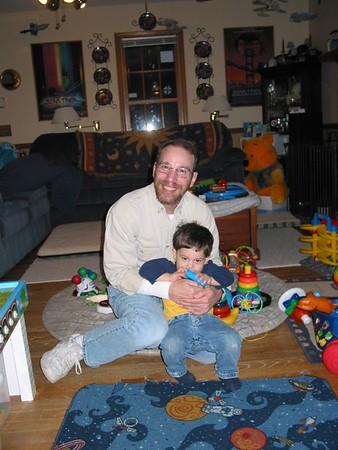 Me & My Dad 2006
