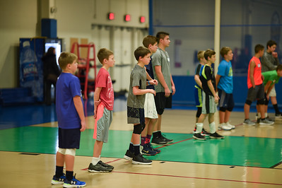 Boys Volleyball Clinic
