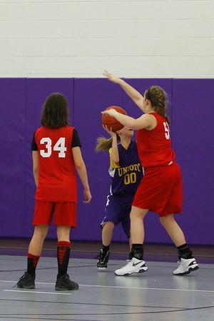 Sheridan vs Unioto 6th Grade