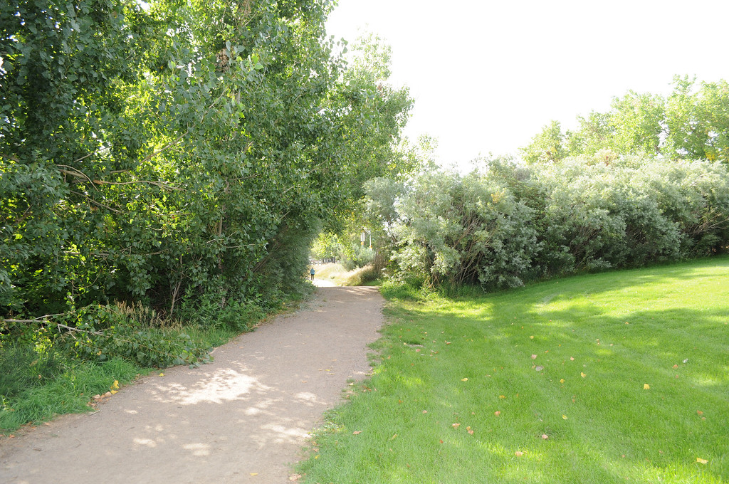 . A path at Ketner Lake in Westminster. Austin Sigg admitted to attacking and trying to kidnap a female jogger at the lake in May 2012. He kidnapped and killed 10-year-old Jessica Ridgeway at his home on Oct. 5, 2012. Provided by Jefferson County District Attorney\'s Office