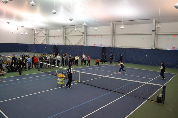 Schooltime Tennis Training