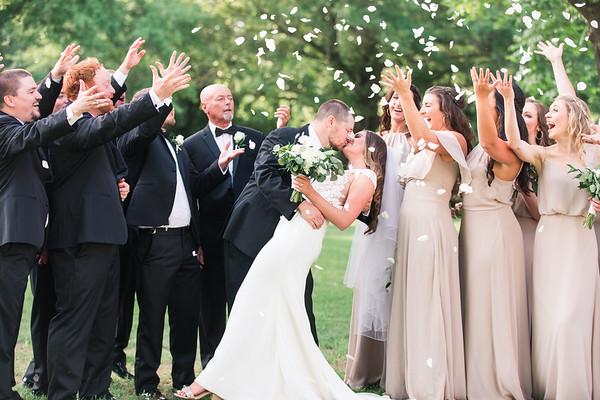 Justin + Courtney | Wildberry Farm Wedding