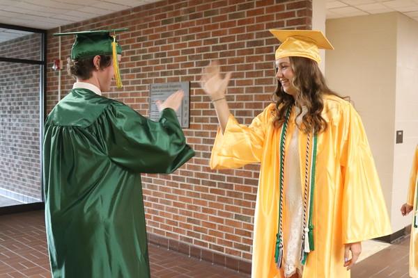 Morgan Township High School Graduation 2021