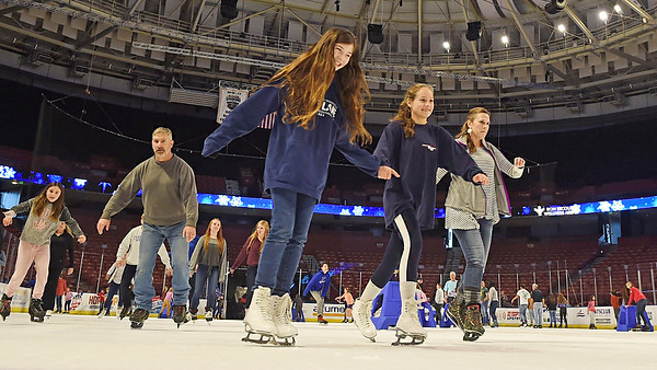 Skating On The Big Ice