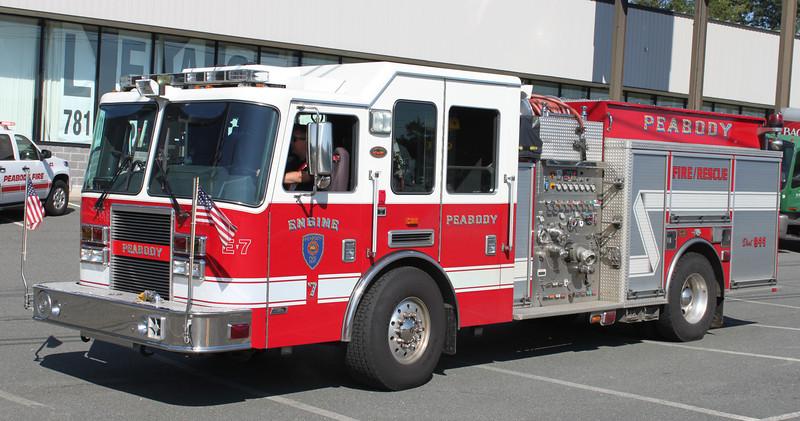 Engine 7  2007 KME/Predator  1500/750