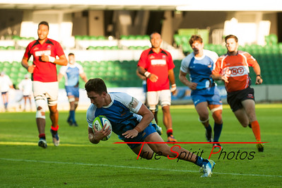 Western Force A vs Samoa A 14.02.2014