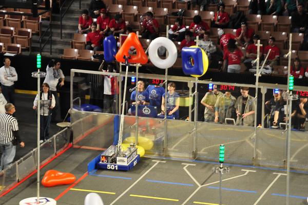 2011 Robotics Competion