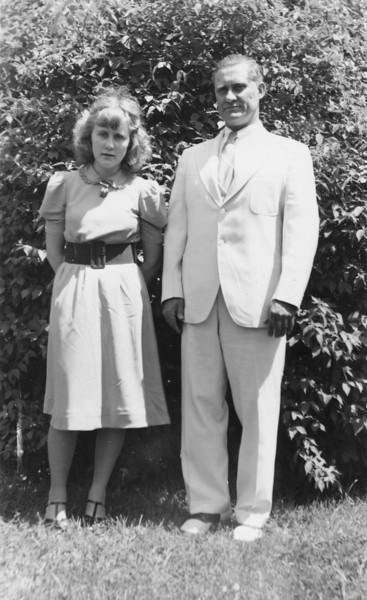 Lillian and Floyd Turner