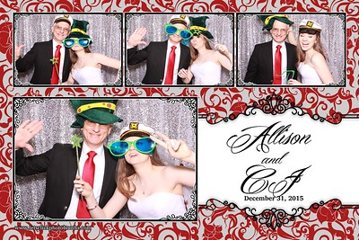 Alison & CJ's Wedding