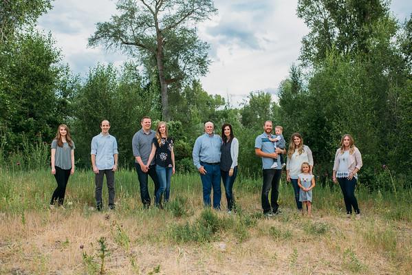 Staker Family