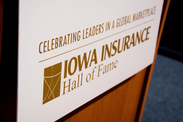 Iowa Insurance Hall of Fame 2010