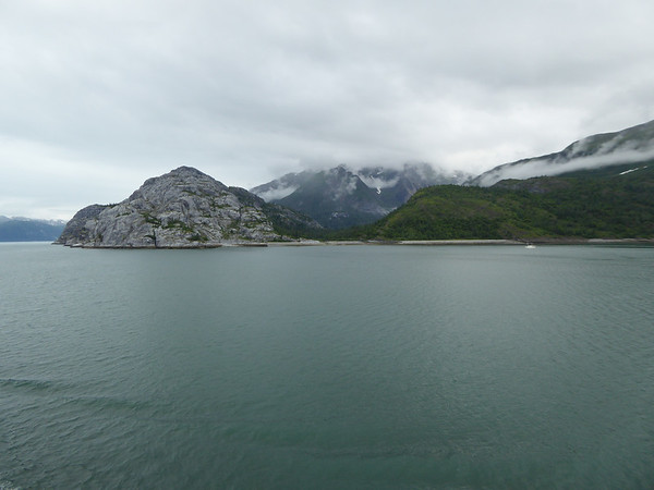 Tuesday July 25th - Glacier Bay National Park