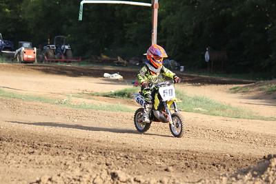 Moto 3 - 50cc Beginner 4-8 Stock