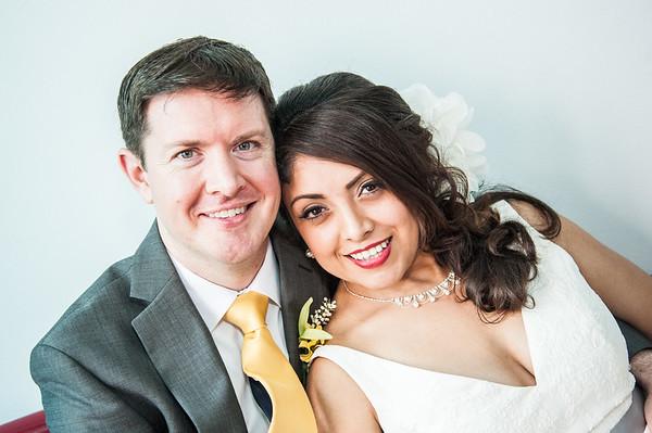 Andy & Sofia's Wedding Day