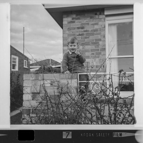 Anthony Holmes, 1966.