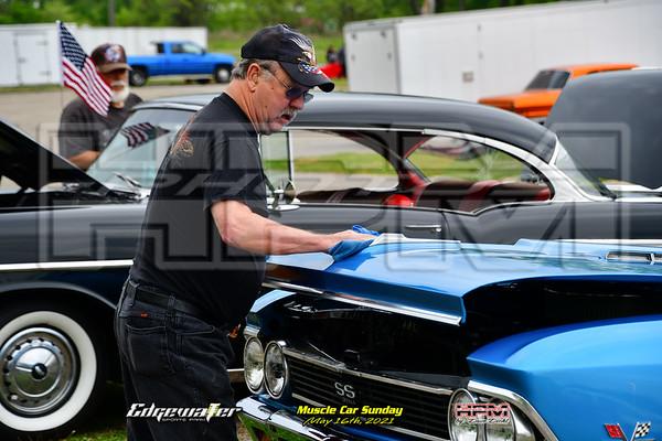 Muscle Car Sunday at Edgewater - May 16th, 2021