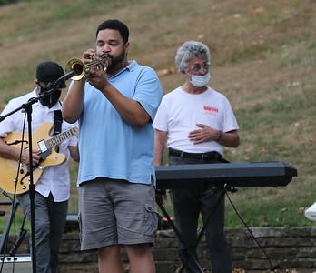 Paul Fuller Group @ Center Memorial Park 08-13-20