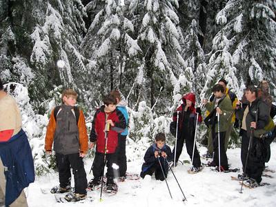 Snow Shoe Hike - Dec 15