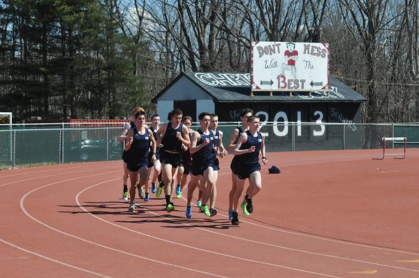 2012-2013 MRHS Spring Track