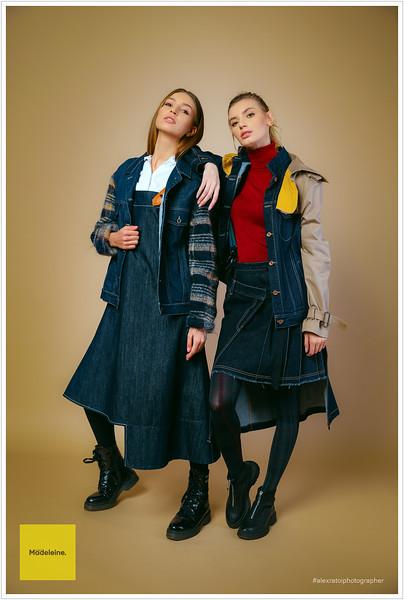 Outfit 05 - Denisia + Ana - Mixed 1