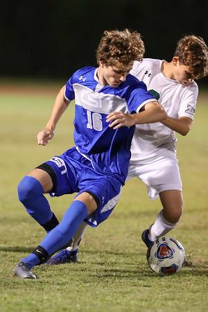 1.9.20 CSN Boys Varsity Soccer vs Seacrest