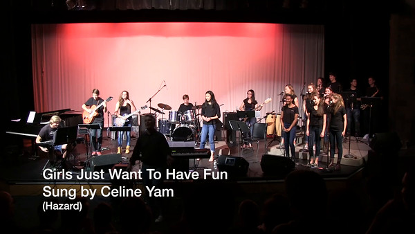 Fall Concert 2015 Videos | By Martha Macomber