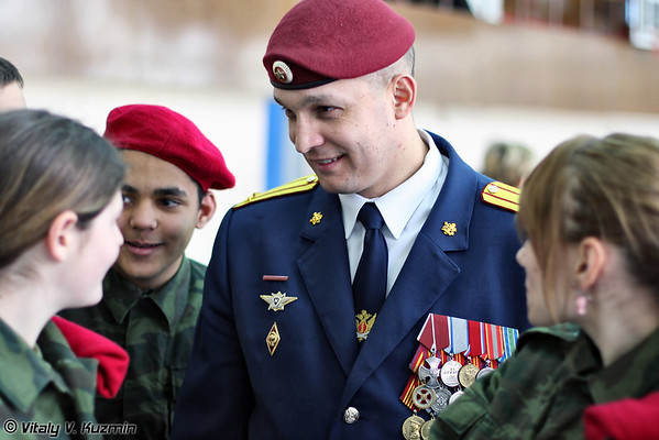 Youth military-patriotic tournament 2011
