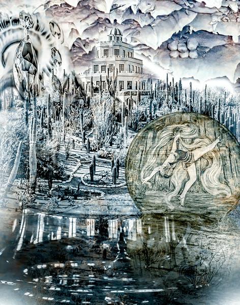 Tovrea Castle Composite