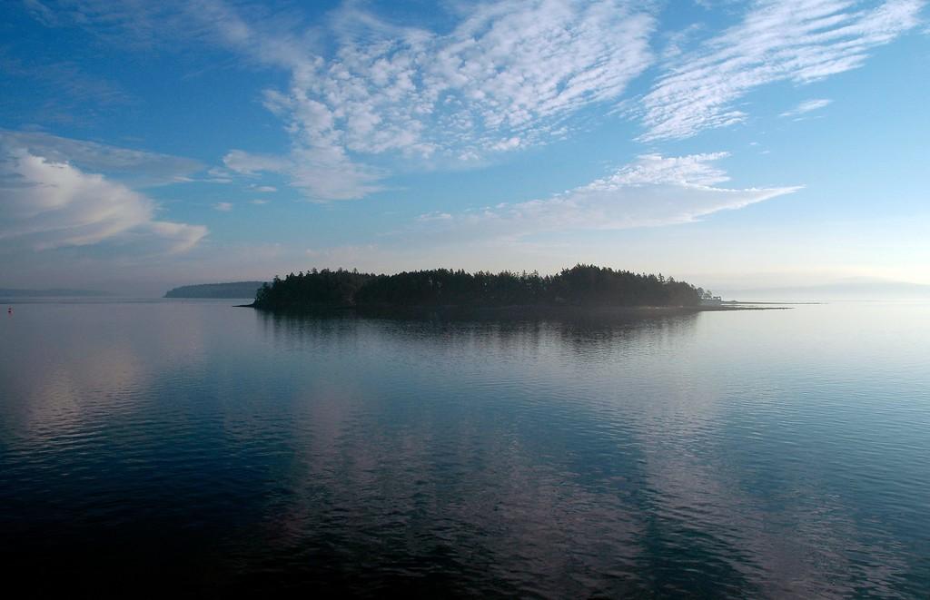 Gulf Islands - Islands of Canada