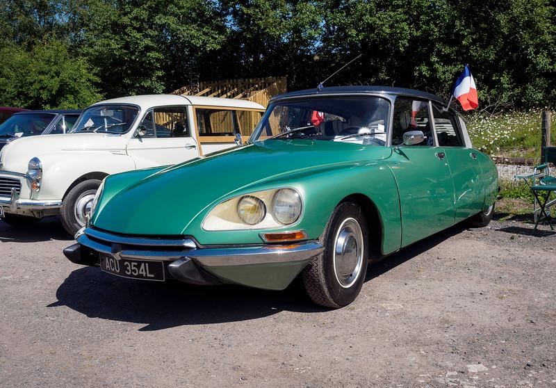 1973 Citroën DS 21