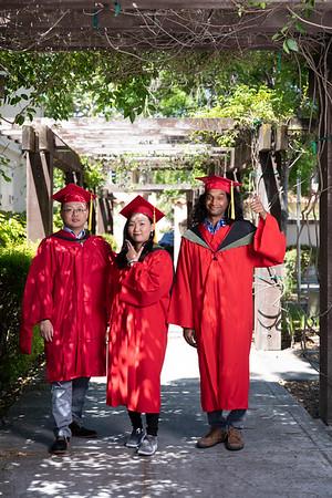 Graduation - Santa Clara April 2019 Groups