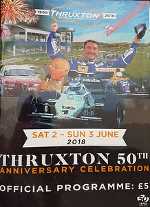 Thruxton's 50th Anniversay - June 2018