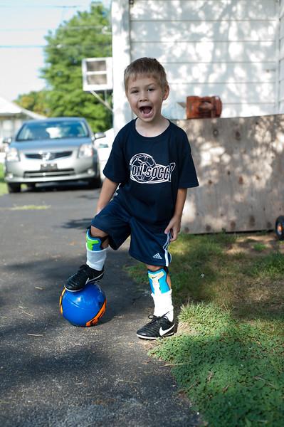 Finn 1st Soccer 2014