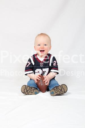 Baby G.J. 9 months