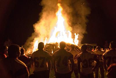 MICDS Bonfire 11/2/07