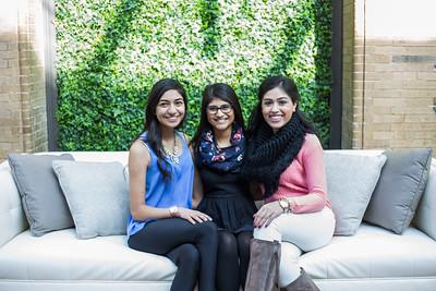 Anusha, Isha, Krishna Shoot 2016