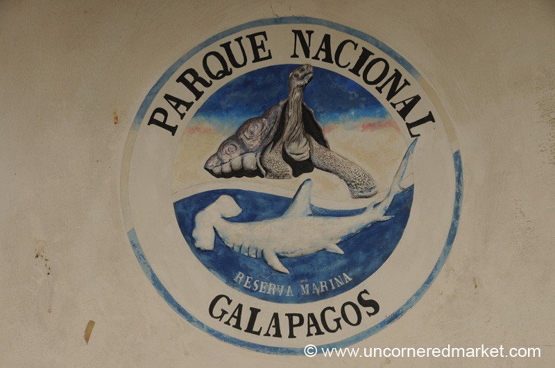 National Park and Marine Reserve of the Galapagos Islands