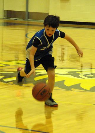 Benjamin 2013 Basketball