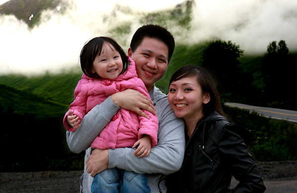 Obed & Rachel Family