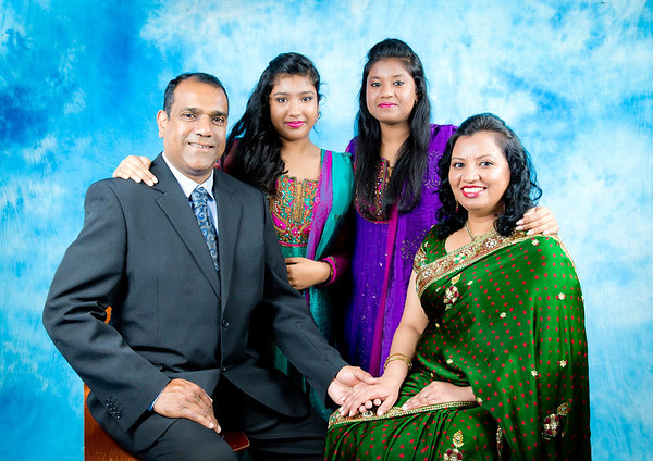 Peter Chand & Family