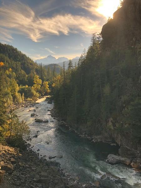 Whistler to Vancouver to Seattle via Rocky Mountaineer - Bus