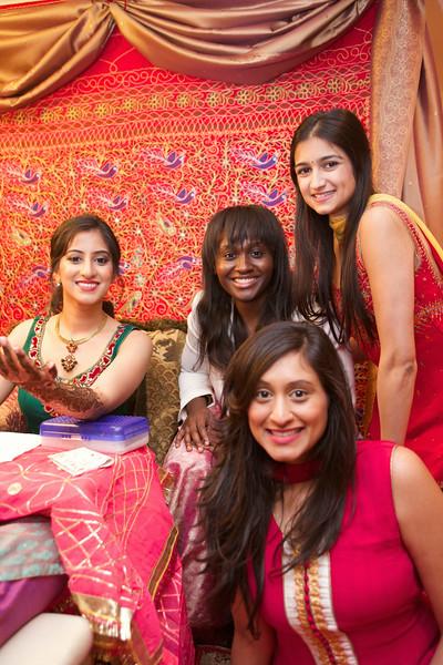 Le Cape Weddings - Indian Wedding - Day One Mehndi - Megan and Karthik  627.jpg