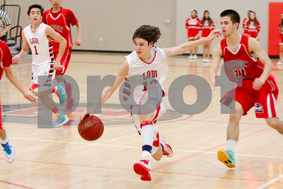 Basketball - Lodi High v Lincoln High