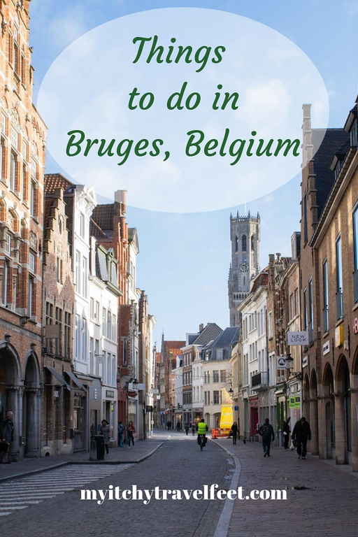 Things to do in Bruges on a trip to Belgium.