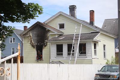 House fire - 294 Benham Ave Bridgeport, CT - 7/4/2021