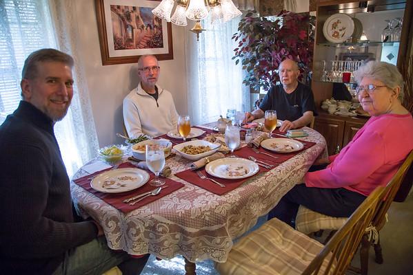 Robertson Thanksgiving 2014