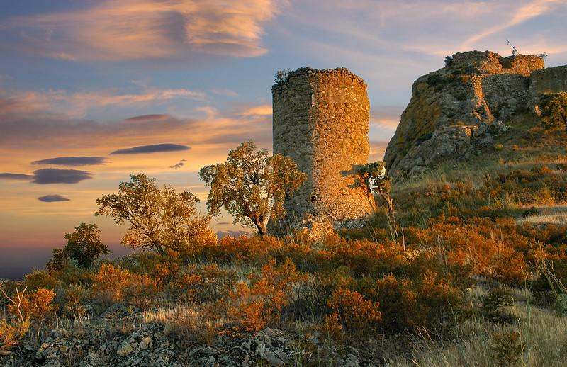 Castillo de Carmançó
