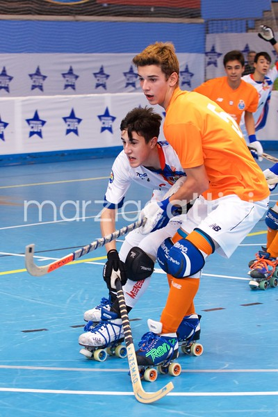 U17 Eurockey Cup 2017 - FC Porto vs Correggio Hockey