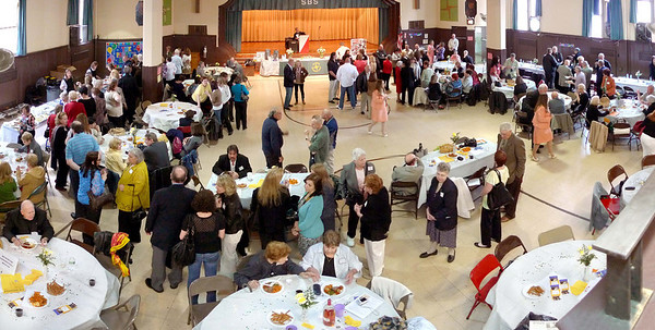 Alumni Reunion of St Brigid's School, April 18, 2010