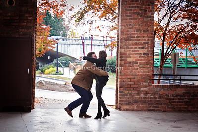 Chris + Shirley Ann {Proposal}